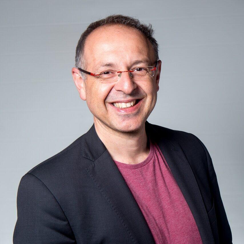 Photo of Albrecht Schmidt